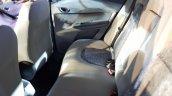 Tata Tigor Cabin Interiors Rear Seats