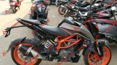 Bs Vi Ktm 390 Duke Grey Side Profile