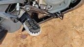 Ktm 390 Adventure Review Details Footpeg And Brake