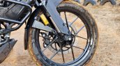 Ktm 390 Adventure Review Details Front Wheel