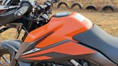 Ktm 390 Adventure Review Details Fuel Tank