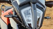 Ktm 390 Adventure Review Details Headlight
