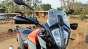 Ktm 390 Adventure Review Details Headlight And Win