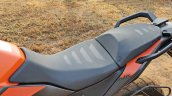 Ktm 390 Adventure Review Details Seat