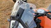 Ktm 390 Adventure Review Details Windscreen