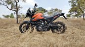 Ktm 390 Adventure Review Stills Left Side 2