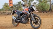 Ktm 390 Adventure Review Stills Right Front Quarte