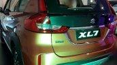 Suzuki Xl7 Rear Three Quarters