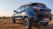 Tata Nexon Ev Rear Three Quarters Image