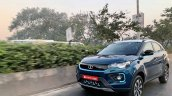 Tata Nexon Ev Xz Plus Lux Image Front Three Quarte
