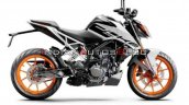 Bs Vi Ktm 200 Duke White
