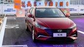 2020 Hyundai Verna Facelift Launch Event Af62