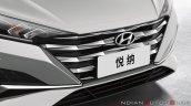 2020 Hyundai Verna Facelift Radiator Grille D164