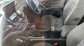 Bs6 Tata Harrier Automatic Spied Interior 1
