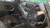 Bs6 Tata Harrier Automatic Spied Interior 2
