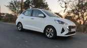 Hyundai Aura Review Images Action Photo 2