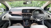 Hyundai Aura Review Images Interior Dashboard