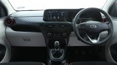 Hyundai Aura Review Images Interior Dashboard Fron
