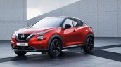 2020 Nissan Juke Front Three Quarters Right Side C