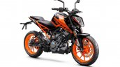 Bs Vi 2020 Ktm 200 Duke Front Three Quarters