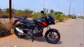 Bs Vi Bajaj Pulsar 150 Twin Disc Front Three Quart
