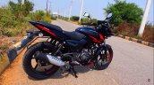 Bs Vi Bajaj Pulsar 150 Twin Disc Rear Three Quarte