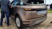 Land Rover Range Rover Evoque Exterior Static Rear