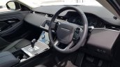 Land Rover Range Rover Evoque Interiors Dashboard