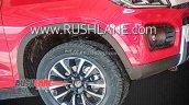 Maruti Brezza Petrol Facelift Dual Tone Alloys Col