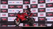Tvs Apache Rr 310 Front Three Quarter