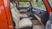 Hummer H3 Front Seats