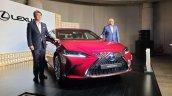 Lexus Es 300h Locally Assembled