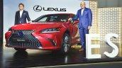 Locally Assembled Lexus Es