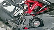 Bs Vi Tvs Apache Rr 310 Details Chassis And Engine