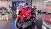 Bs Vi Tvs Apache Rr 310 Racing Red Left Front Quar