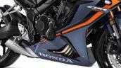 2020 Honda Cbr 650r Engine