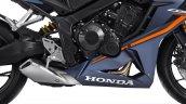 2020 Honda Cbr 650r Engine And Exhaust