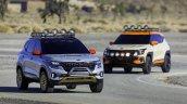 Kia Seltos X Line Trail Attack Concept And Kia Sel