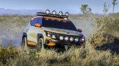 Kia Seltos X Line Trail Attack Concept Off Road