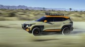Kia Seltos X Line Trail Attack Concept Side Off Ro