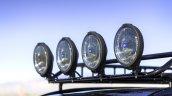 Kia Seltos X Line Urban Concept Auxiliary Lights
