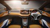 Skoda Vision In Suv Dashboard