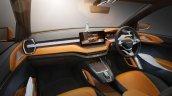 Skoda Vision In Suv Interior Dashboard