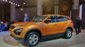 Tata Harrier Front Three Quarters Left Side E0b0