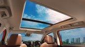 Tata Harrier Panoramic Sunroof