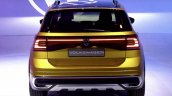 Vw Mqb A0 In Suv Concept Rear Group Night