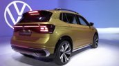 Vw Mqb A0 In Suv Concept Rear Three Quarters Group