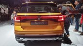 2021 Vw Taigun Concept Rear