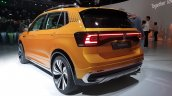 2021 Vw Taigun Concept Rear Three Quarters Left Si
