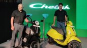 Bajaj Chetak Launch Profile 5c10